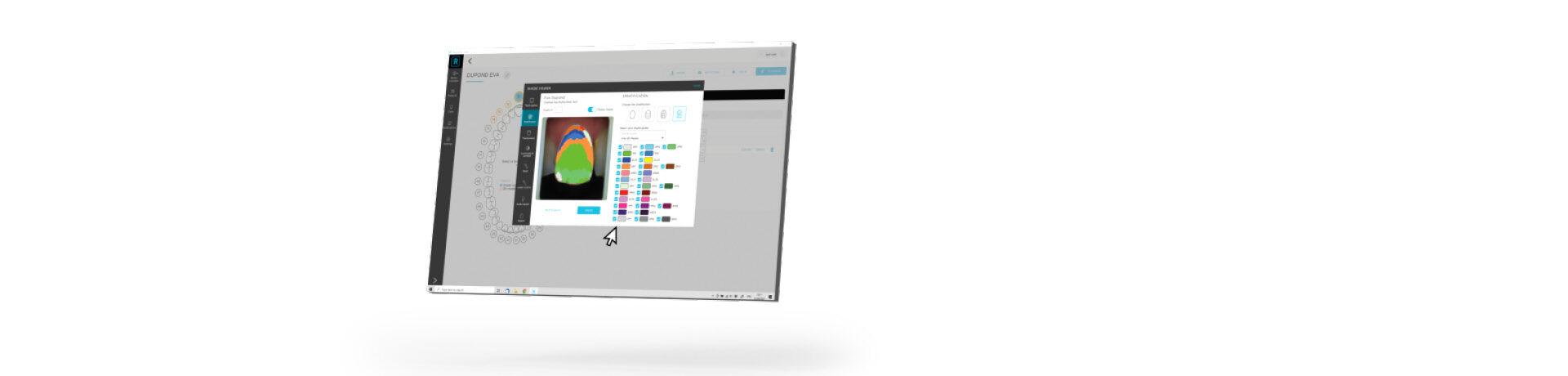 logiciel rayplicker vision